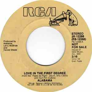 Alabama - Love In The First Degree download
